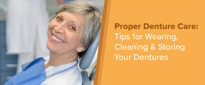 proper denture care Yuma AZ
